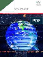Host City Contract 2024 Principles