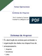 Cópia de 11 - Sistemas de Arquivos