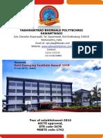 YBP College Profile 2018-19