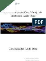Generalidades Acido Base