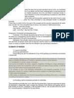 Doctrines for Legal Medicine.docx