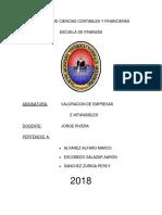 empresa FODA - valoracion de empresas.docx