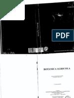 Fuentes Yague, Jose Luis - Botanica Agricola (5ed nsa