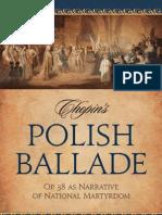 Chopin s Polish Ballade