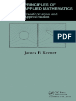 Keener, James P - Principles of applied mathematics _ transformation and approximation (2018, CRC Press).pdf