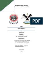 Informe Cámara de mezclado coagulacion y floculación.docx