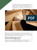 Tipos de Maderas para la Construcción y Ebanistería.docx
