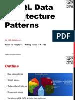Nosql Data Architecture Patterns