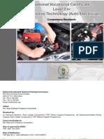 Auto Electrician L2[CS]