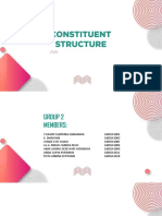 Constituent Structure Presentation