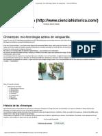 Chinampas_ eco-tecnología azteca de vanguardia. - Ciencia Histórica.pdf
