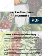 Diet & nutrition counselling.ppt