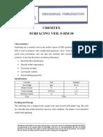 Surfacing Veil S-HM 30 Tds