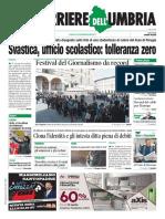 La videorassegna stampa umbra e italiana 9 aprile 2019