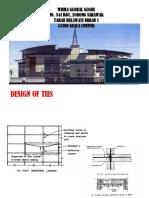 Design of Ties