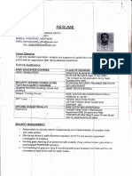 Ramana Reddy Resume