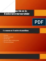 Chap # 1 - Introduction to Entrepreneurship (Edited).pptx