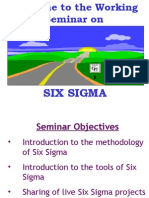Introduction to 6 Sigma