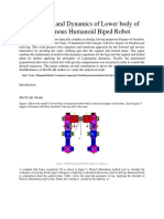 Kinematics and Dynamics of Lower body of Autonomous Humanoid Biped Robot.docx