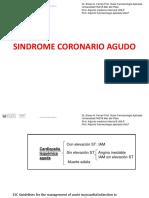 SINDROME CORONARIO AGUDO FASTA 2018.pptx