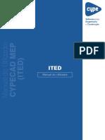 CYPECAD MEP (Telecomunicações) - Manual do Utilizador.pdf