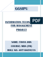 Itm Project