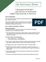 Standards Summary Sheet - ANSI A10.8-2011.pdf