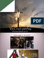 Via Crucis Para Hoy 2019