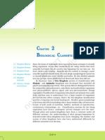 XI Bio Chapter 02 Biological Classification