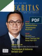 Integritas Edisi 30 - April 2018