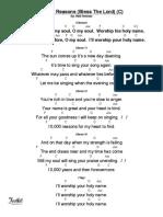 10,000+Reasons+Lyrics+Chords-C.pdf