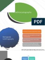 Urethrocystography