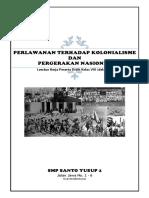 LK Pergerakan Nasional (LENGKAP)Versi 2003 - Kls 8