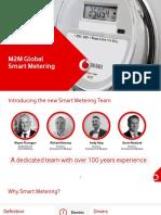 M2M Global Smart Metering