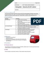 Hemocue Manual