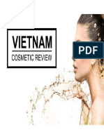 VIETNAM COSMETIC PRESENTATION REVIEW