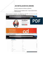 Manual Instalacion Jenkins(201503984)