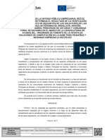 Resolución previa C.Evaluación varias CCAA  C-057-15-ED