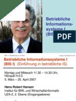 BIS 01Einheit Teil01