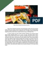 Kasus Hukum Membelit Gurita Bisnis Sari Roti