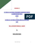Curso Novedades Leyes 39 y 40 2015 Albacete