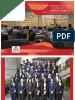 Placement Brochure  PGDM(Fin.Mrkts)2018-19.pdf