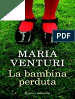 La Bambina Perduta - Maria Venturi