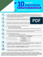 10 Aspectos Importantes Del PIM