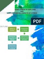 Mengenal Stress