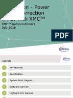 Infineon-Application Power Conversion Power Factor Correction (PFC) With XMC-TR-V01 00-En