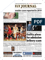 San Mateo Daily Journal 04-09-19 Edition