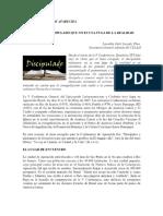 Ortiz Lozada Crónica 2. Un Discipulado Que No Es Una Fuga de La Realidad - PDF