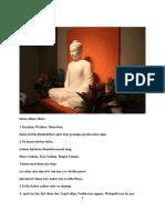 886. Buddhist Prayer (Pali+ Eng+ Bur)