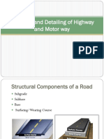 7 Drawings and Detailing of Highway and Motor way.pptx